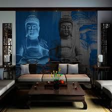 Fotobehang Drie Incarnaties Van Boeddha Karo Art Vof