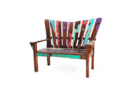 eco chic furniture. Dock Holiday Bench Eco Chic Furniture Y