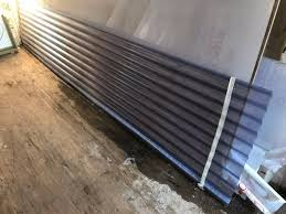 clear corrugated roof sheets in coalville leicestershire pvc roofing panels suntuf polycarbonate best palruf 12 ft