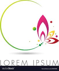 Floral Logo Design Free Download Floral Logo Template