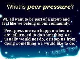 peer pressure speech essay format   essay for you    peer pressure speech essay format   image