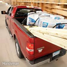 Pickup Trucks: How to Transport Things | The Family Handyman