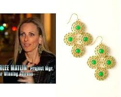 stella and dot chandelier earrings on celebrity appice dots garden party chandelier earrings stella dot estate