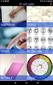 12 Cell Salts 1 0 Apk Download Android Health Fitness Apps