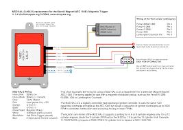 wiring diagram for msd 6al msd 6al 6420 wiring at Msd 6425 Wiring Harness