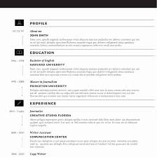 Microsoft Word Resume Template For Mac Templates Free Perfect Resume