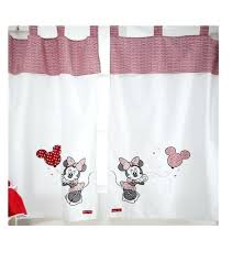 mickey and minnie mouse curtains uk red curtain baby bedding sets