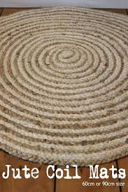 round floor rugs round jute coil rugs cream natural handcrafted or rounds ikea floor rugs malaysia