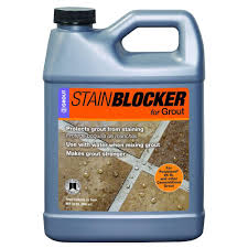 custom building s stainblocker 32 oz additive for grout