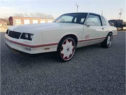 1987 Chevrolet Monte Carlo SS for Sale | ClassicCars.com | CC-1026434