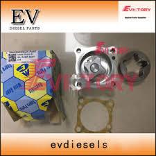 For toyota forklift engine parts 1Z 2Z oil pump   eBay