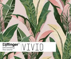 Eijffinger Fotobehang Miami Blush Collectie Vivid Cocoon Concept Store