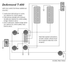 dearmond humbucker wiring diagram dearmond discover your wiring only one switch for serial hb outofphase guitarnutz 2