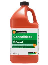Prosoco Gemtone Color Chart Prosoco Consolideck Gemtone Stain Runyon Surface Prep