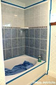 can you paint ceramic tile can you paint floor tile painting a shower paint ceramic tile