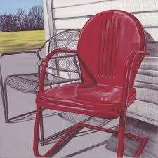 antique metal lawn chairs antique furniture