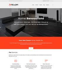 Art Photography WordPress Theme 40 Templates Amazing Home Interior Design Websites Remodelling