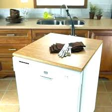 installing dishwasher under granite countertop installing dishwasher with granite