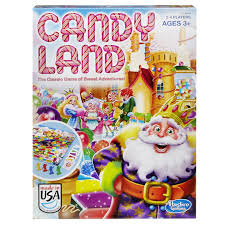 Candy Land Game The best gifts for 4-year-olds 2018: Toys 4-year-old boys and girls