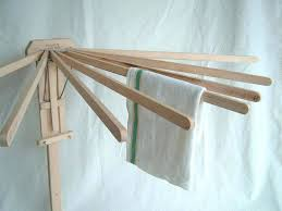 wall mounted drying rack favorite clothes dryer wooden mount 8 arm new expandable white diy dish wall mounted drying rack