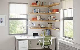 office floating shelves. Float Wood Wall Shelves Office By Rb Modern Home Other Metro Room  Board Office Floating Shelves