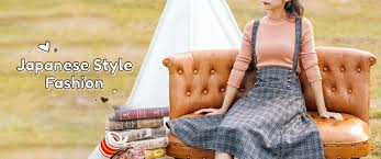 Shop for Women's <b>Japanese Style Fashion</b> Online | YesStyle