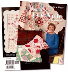 Quilts From El's Attic 9781945171147 - Quilt in a Day Books & Quilts From El's Attic Adamdwight.com