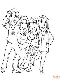 Coloring Pages : Delightful Icarly Coloring Pages NcBG7yn5i Icarly ...