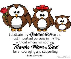 Graduation Thank You Note 75 Best Graduation Thank You Sayings And Messages
