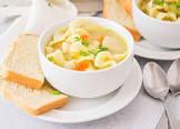 25 minute chicken noodle soup