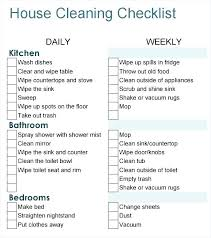 cleaning checklist apartment cleaning checklist garsengolf info