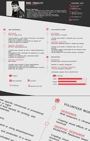 Free One Page Resume Template Delectable Free One Page CV Resume Template Free Stuff Pinterest Cv