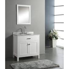 white bathroom vanities with marble tops. Plain Tops 30 Inch Belvedere Freestanding White Bathroom Vanity With Marble Top With Vanities Marble Tops