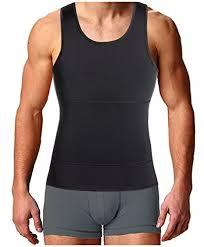 Roc Bodywear Size Chart Gotoly Men Compression Shirt Shapewear Slimming Body Shaper