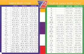 Skate Sizing Chart For Toddlers 57 Timeless Graf Sizing Chart