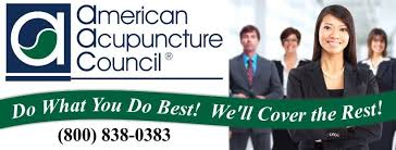 Image result for american acupuncture council logo