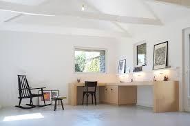 artists studio lighting. Barn Converted Into An Artists Studio, Artist Studio By Modal Architecture, Adaptive Reuse Lighting
