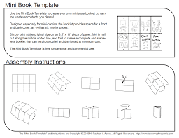 mini ic book template and tutorial by droakir