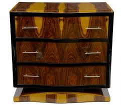 vintage art deco furniture. Art Deco Chest Drawers Commode Chests Furniture Vintage