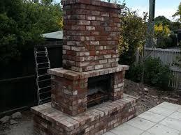 brick block laying