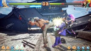 50 minutes of arika s mysterious fighting game gameplay gematsu