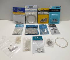 Darice Jewelry Designer Beads Jewelry Making Supplies Bulk Jewelry Supplies Glass Bungle
