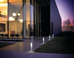 Contemporary Outdoor Lighting Impressive Sublime Contemporary Exterior Lighting Popular Exterior Contemporary