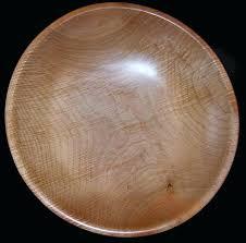wooden salad bowl big turning wood bowls