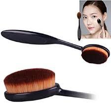 Tonsee® Pro Cosmetic <b>Makeup Face Powder Blusher</b> Toothbrush ...