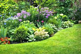 simple flower garden planner