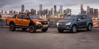 holden new car releaseHolden Colorado facelift draws near Bangkok show cars point to