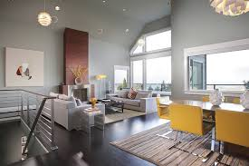 gray color scheme for living room. view in gallery the adjoining dining space adds to overall appeal and color scheme of living room gray for o