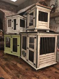 diy double dog house inspirational best 25 wooden dog kennels ideas on