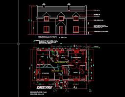 house plan cad awesome unusual design house plan autocad 7 modern house plans cad home act